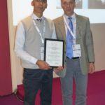 Premiazione Sive Versini - Dr. Fabio Chinnici